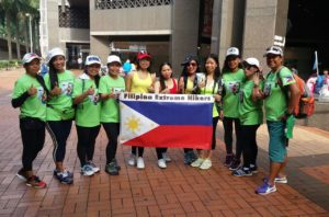 Stage 5 - Filipina Extreme Hikers