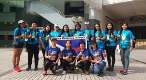 Team Filipina Extreme Hikers